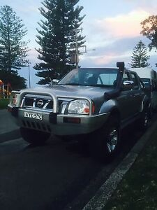 2006 Nissan Navara Other Austinmer Wollongong Area Preview