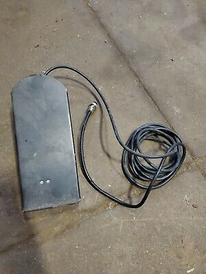 7-pin Tig Foot Control Pedal For Everlast Welders 3 In 1 Welding 48k Ohm