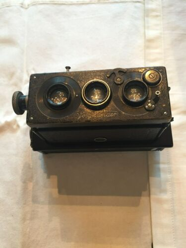 German Stereoscopic Camera