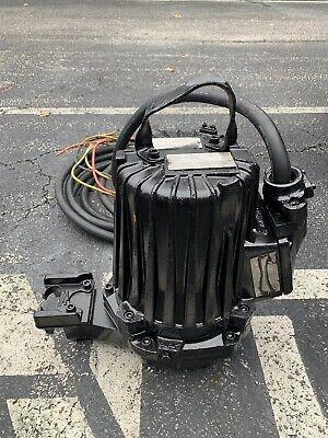 Flygt Submersible Pump 5 Hp 3127.890 Rebuilt 5hp Sewer Pump