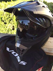 Voss Dual Sport Helmet