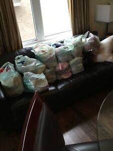 Huge Girls Clothes Lot - size 6 - over 180pcs for only $180!