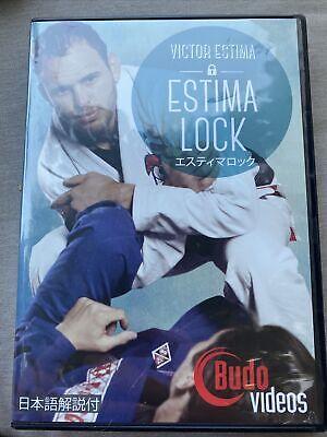 Estima Lock DVD by Victor Estima BJJ MMA