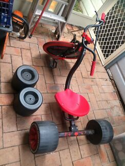 Slider + 2 spare wheels  Adamstown Newcastle Area Preview