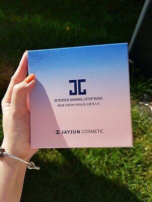 [JayJun] (3 PC) Intensive Shining 1-Step Mask - Korean Cosmetics Beauty Skincare