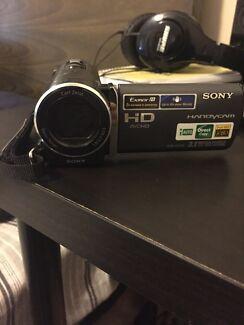 Sony HD video camera  Balcatta Stirling Area Preview