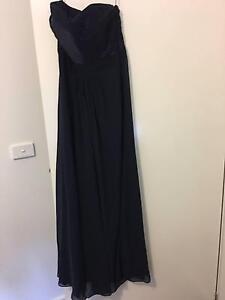 Maxi evening dress size 8 - worn once Mount Martha Mornington Peninsula Preview
