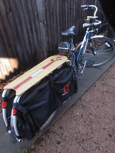 Xtracycle snap deck brand new