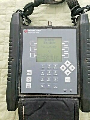Super Buddy Satellite Signal Meter & Finder - Super Buddy
