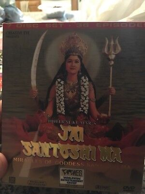 JAI SANTOSHI MAA - MIRACLES OF THE GODDESS - 7 DVDs SET