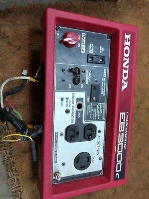 Honda Generator Eb3000c Control Box Assembly