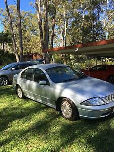 2002 Ford Falcon Sedan Medowie Port Stephens Area Preview