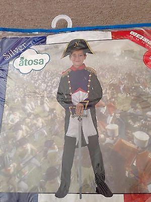 Der kleine Napoleon Bonaparte Kostüm 5-6 Jahre NEU OVP