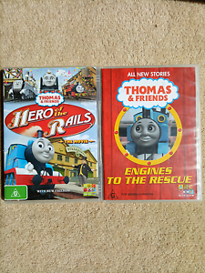 Thomas & Friends DVDs x 2 Wantirna Knox Area Preview