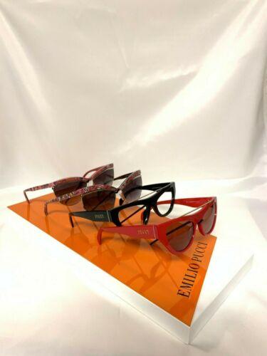NEW Emilio Pucci Marcolin Design Italy POP Eyewear Display Orange