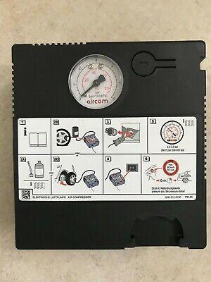 VW AUDI SKODA SEAT elektrische Luftpumpe Kompressor Pumpe Pannenset  5N0012615.F