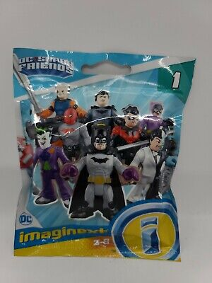 Imaginext DC Super Friends Blind Bag Series 1 Figure #83 Nightwing SEALED NEW