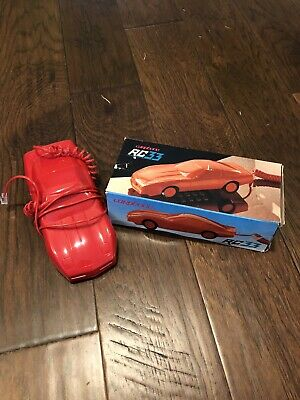 RC 33 Red Corvette Telephone