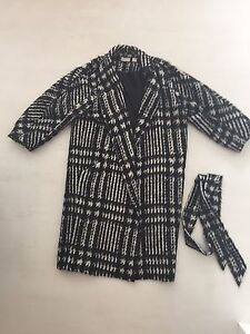 Sass and Bide Wool Jacket Size 40 (Aus 10) Bronte Eastern Suburbs Preview