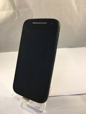 Motorola Moto E 2nd Gen Unlocked Black Smartphone