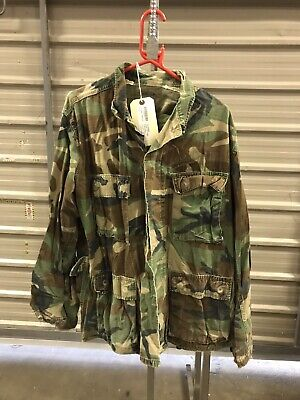ex hire fancydress costumes - Army Man Camouflage Jacket/Trousers/vest Med/large