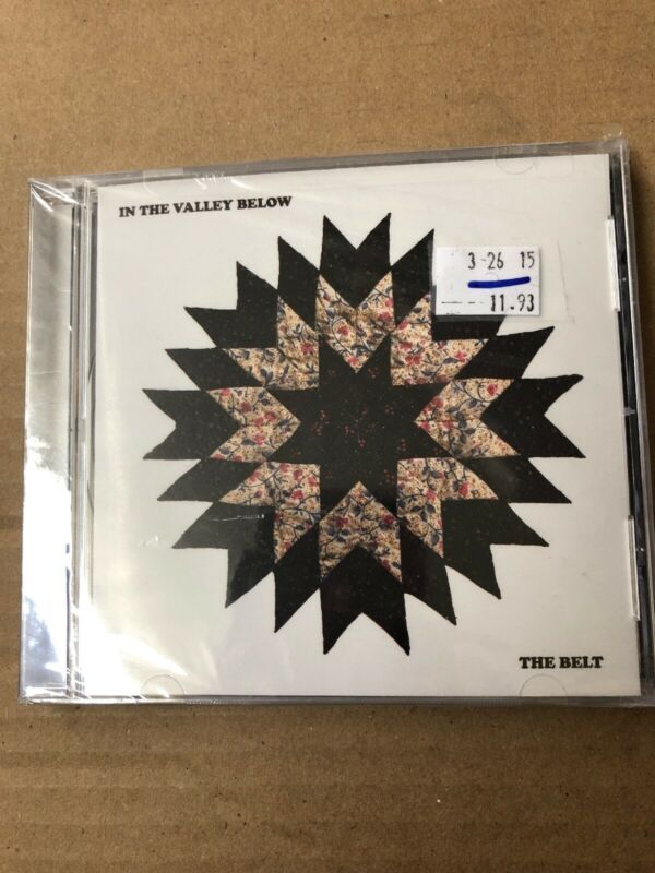 In The Valley Below - The Belt - CD - Like New!