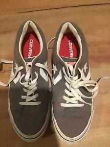 Mean converse shoes size 9