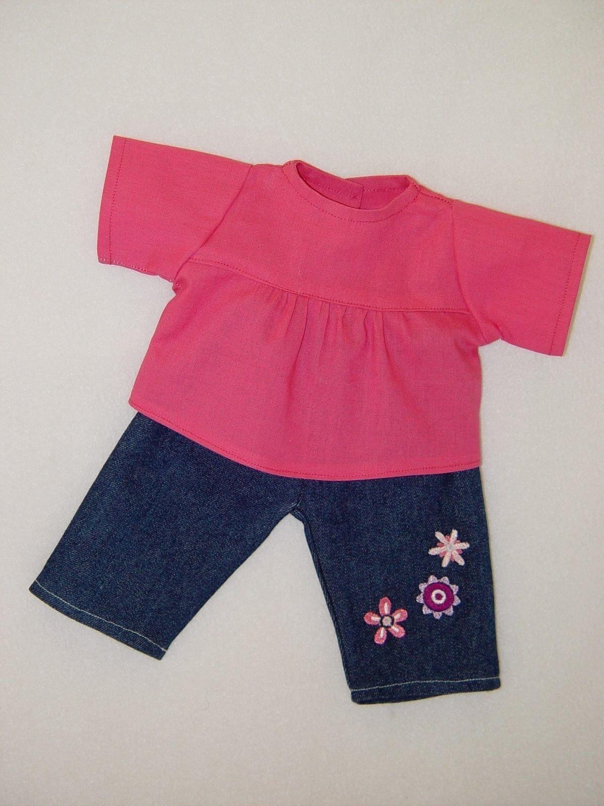 Spielzeug Kleidung Schlafanzug 36 Cm Little Chou Chou Affe Puppenkleidung Passend F