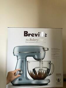 Breville the bakery boss mixer BEM825BBG