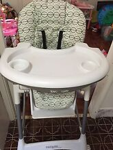 Love n care high chair , also folds up for extra storage room Greystanes Parramatta Area Preview