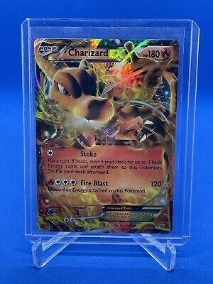Pokemon XY Black Star Promo - Charizard EX XY29 Holo