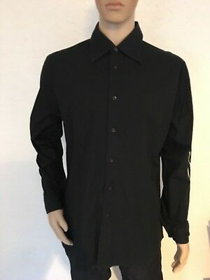 Hugo Boss chemise longue manche noir taille XL