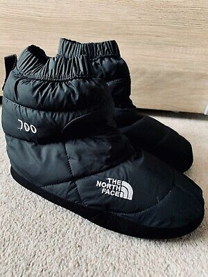 The North Face Nuptse 700 Rare Camping Tent Slippers - Superb Condition - Medium