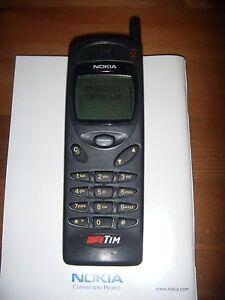 NOKIA 3110 GSM 1997 ORIGINALE GIACENZA NOKIA UNICO PERFETTO BATTERIA ORIGINALE - Italia - NOKIA 3110 GSM 1997 ORIGINALE GIACENZA NOKIA UNICO PERFETTO BATTERIA ORIGINALE - Italia