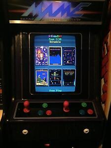 Upright Jamma Classic Games Machine Kingston Park Holdfast Bay Preview