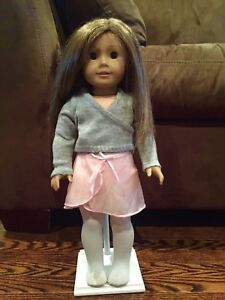 American Girl Ballet Outfit w Sweater
