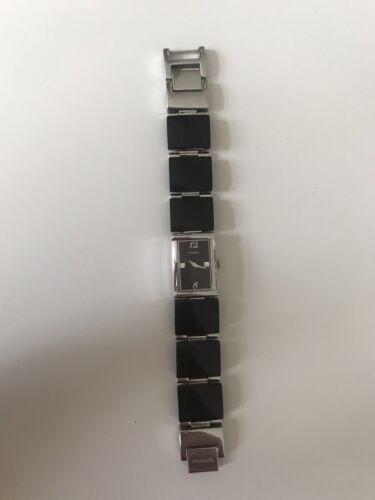 Damenuhr / Armbanduhr / Uhr von Fossil silber / braun *gut, Keine Batterie*