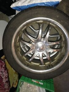4 245 45 18 rims and tires