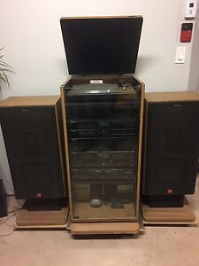 1980's Sony Home Stereo