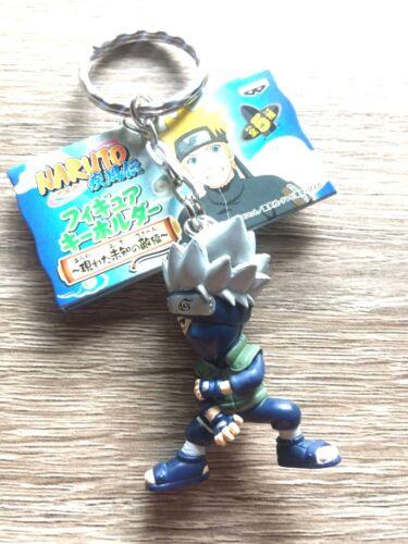 Kakashi Hatake Figure Keychain by Banpresto Japan Offical Anime Naruto
