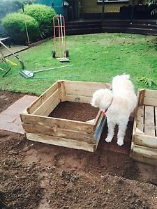 Storage Bins & Crates - Raised Garden Beds - Firewood Box Green Fields Salisbury Area Preview