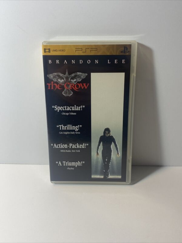 The Crow (UMD, 2005) Sony PSP Rare