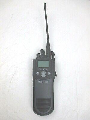 Ef Johnson 51sl Portable Radio 242-5276-860gb4 5100 Series Uhf 700800 Mhz