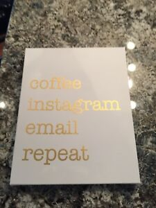 Coffe instagram email repeat picture