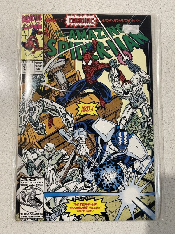Amazing Spiderman 360 Carnage Cameo - 1st Edition!!!