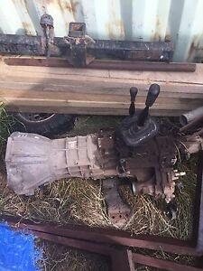 4d56 mn triton gearbox manual 4x4 Warrnambool Warrnambool City Preview