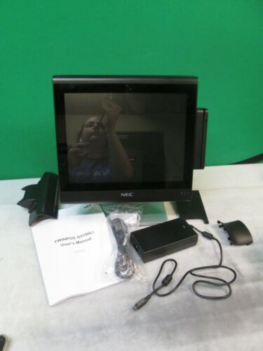 NEC N8910 Point Of Sale Terminal w/ Customer Display (7 Eleven POS Software)
