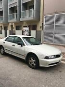 1998 Mitsubishi Magna Sedan (18000km) Mawson Lakes Salisbury Area Preview