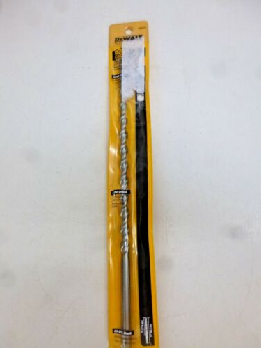 "NEW!! DEWALT PERCUSSION BIT, 3 FLAT, 3/8"", 12"", DW5231"