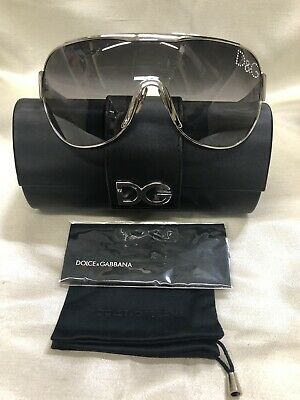Dolce & Gabbana Women Black Sunglasses DG6011B Grey Lenses Black/silver Frame.